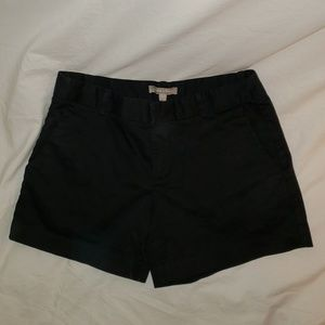 Women's Banana Republic black shorts 4